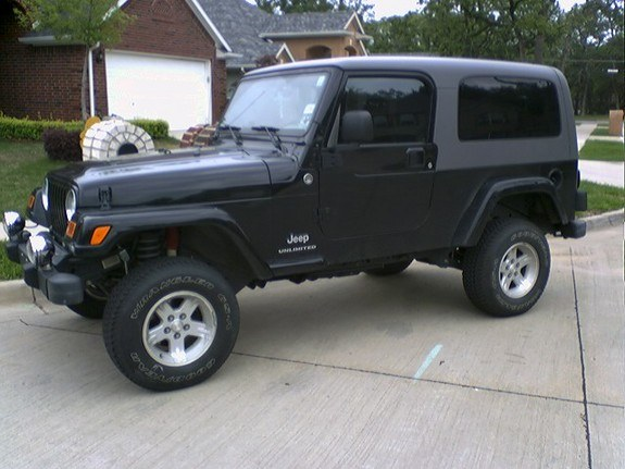 Another Wrenmister 2005 Jeep Wrangler post... - 9812169