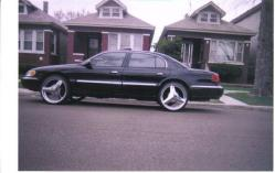 MIDNITE77s 1999 Lincoln Continental