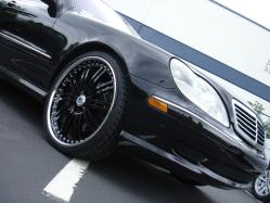 503motorings 2002 Mercedes-Benz S-Class