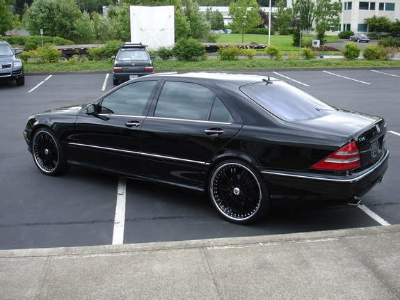 503motoring 2002 mercedes benz s class specs photos. Black Bedroom Furniture Sets. Home Design Ideas