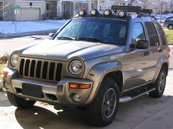 Another Peeps16 2002 Jeep Liberty post... - 9808547