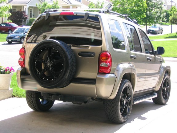 Another Peeps16 2002 Jeep Liberty post... - 9808558