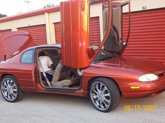 Another 2_Da_hood 1999 Chevrolet Monte Carlo post... - 9805612