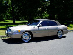 Stas-LTCs 1998 Lincoln Town Car