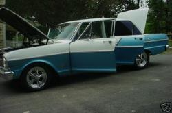 Oakland Acura on Find Custom 1965 Chevrolet Chevy Ii At Cardomain Com