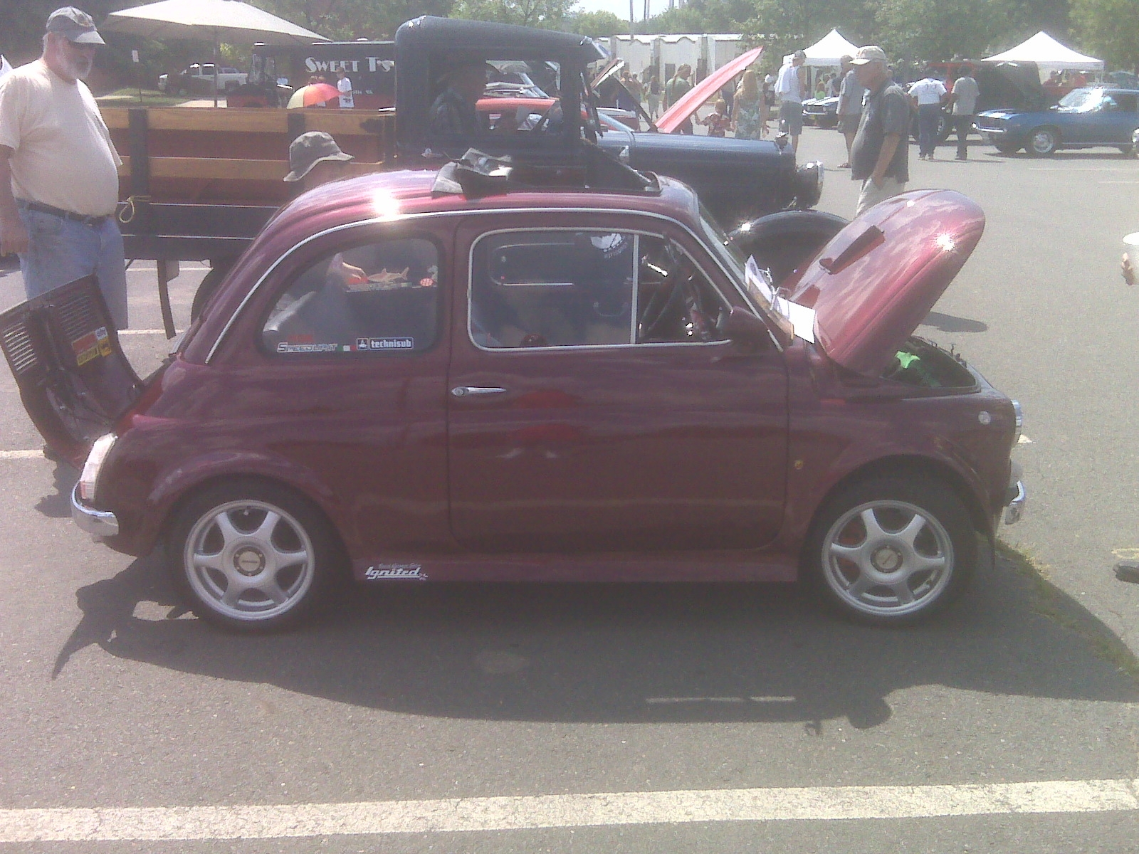 Another LOW500 1968 Fiat 500 post... - 9145790