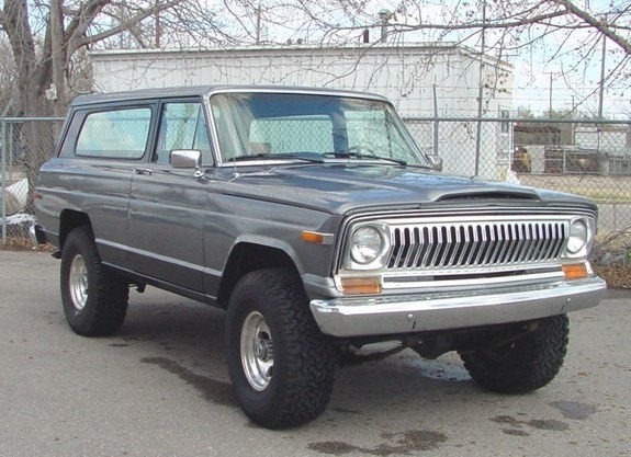 4x4Play 1981 Jeep Cherokee