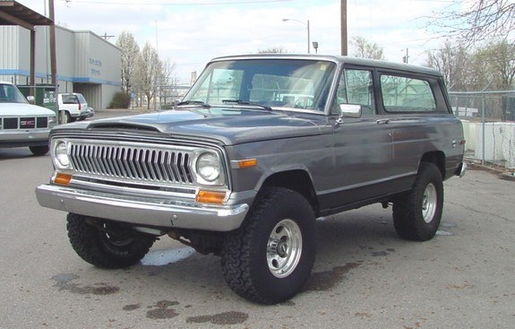 4x4Play 1981 Jeep Cherokee 9144951