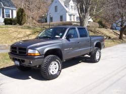 maxbrew 2002 Dodge Dakota Regular Cab & Chassis