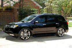 AdvanceRide 2007 Acura MDX