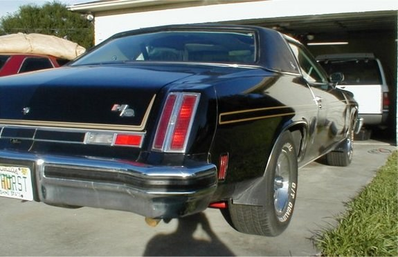 keith455 1975 Oldsmobile Hurst/Olds 9811061