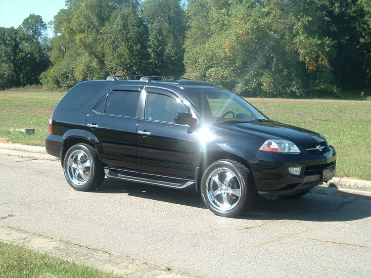 Research 2002                   ACURA MDX pictures, prices and reviews