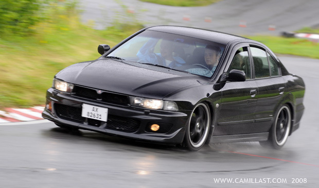 Modified mitsubishi galant