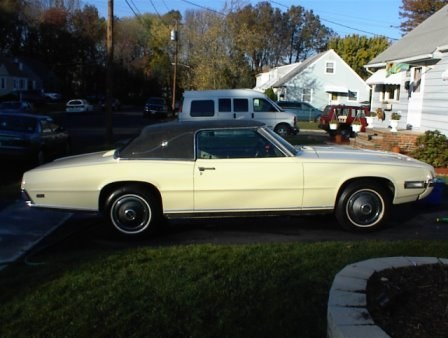 Another fine429 1969 Ford Thunderbird post... - 9813779