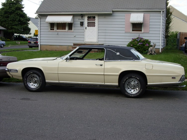 Another fine429 1969 Ford Thunderbird post... - 9813791