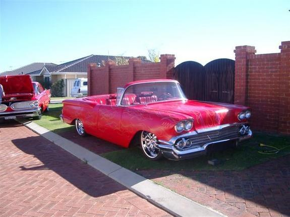 Another Pegasus58 1958 Chevrolet Biscayne post... - 9860961