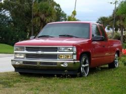chevy_sittin_lows 1998 Chevrolet C/K Pick-Up