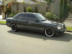 way2low4us 1990 Mercedes-Benz 190-Class