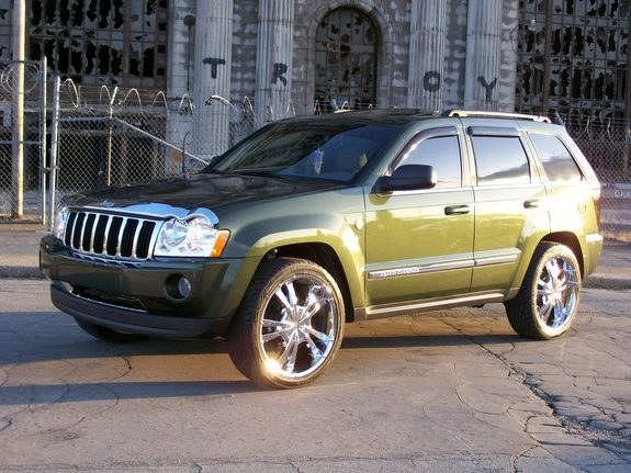 heather313 2007 jeep grand cherokee specs photos modification info at cardomain. Black Bedroom Furniture Sets. Home Design Ideas