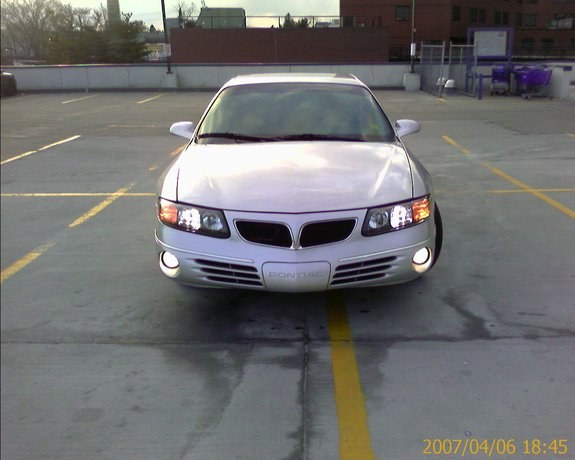 Another Cwest06 2001 Pontiac Bonneville post... - 9818265