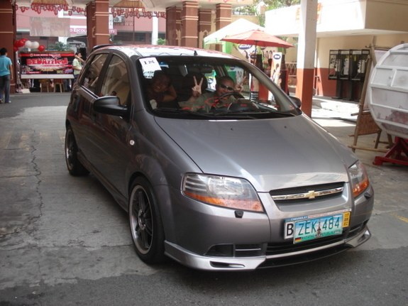 Wwjd4kulit 2007 Chevrolet Aveo Specs Photos Modification Info At