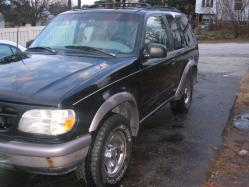 Nocturnall 1997 Ford Explorer Sport