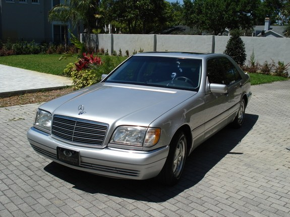Another JDWH7 1999 Mercedes-Benz S-Class post... - 9820206