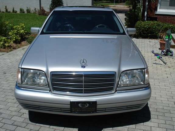 Another JDWH7 1999 Mercedes-Benz S-Class post... - 9820207