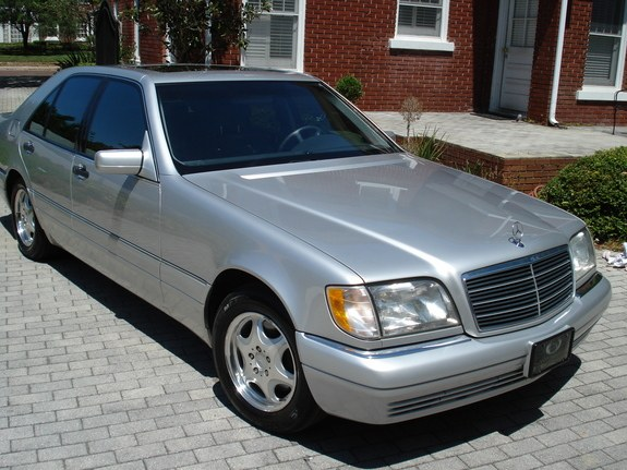 Another JDWH7 1999 Mercedes-Benz S-Class post... - 9820208