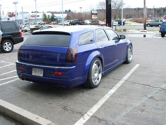 Another 300cwagon 2005 Dodge Magnum post... - 9821243