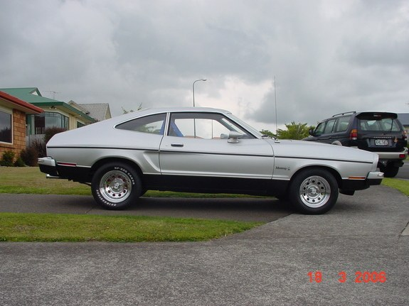 74MKII 1974 Ford Mustang II 9825593
