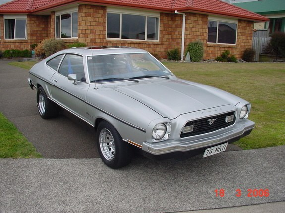 74MKII 1974 Ford Mustang II 9825594