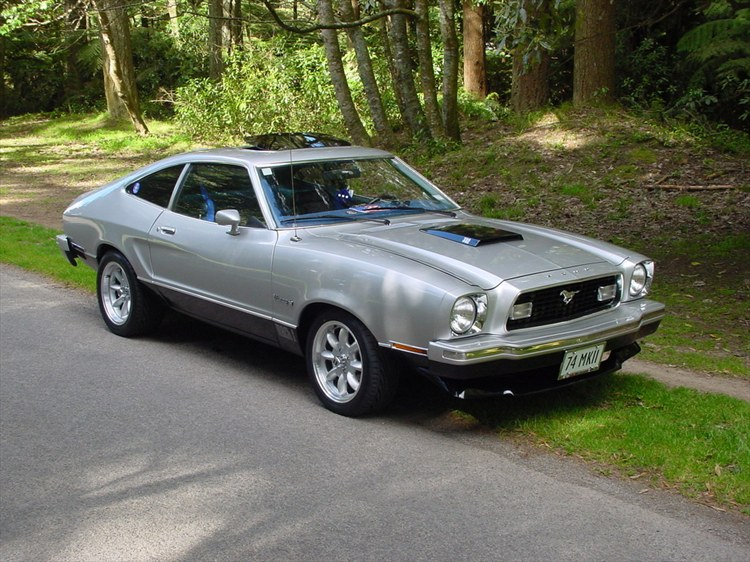 74MKII 1974 Ford Mustang II 9825619
