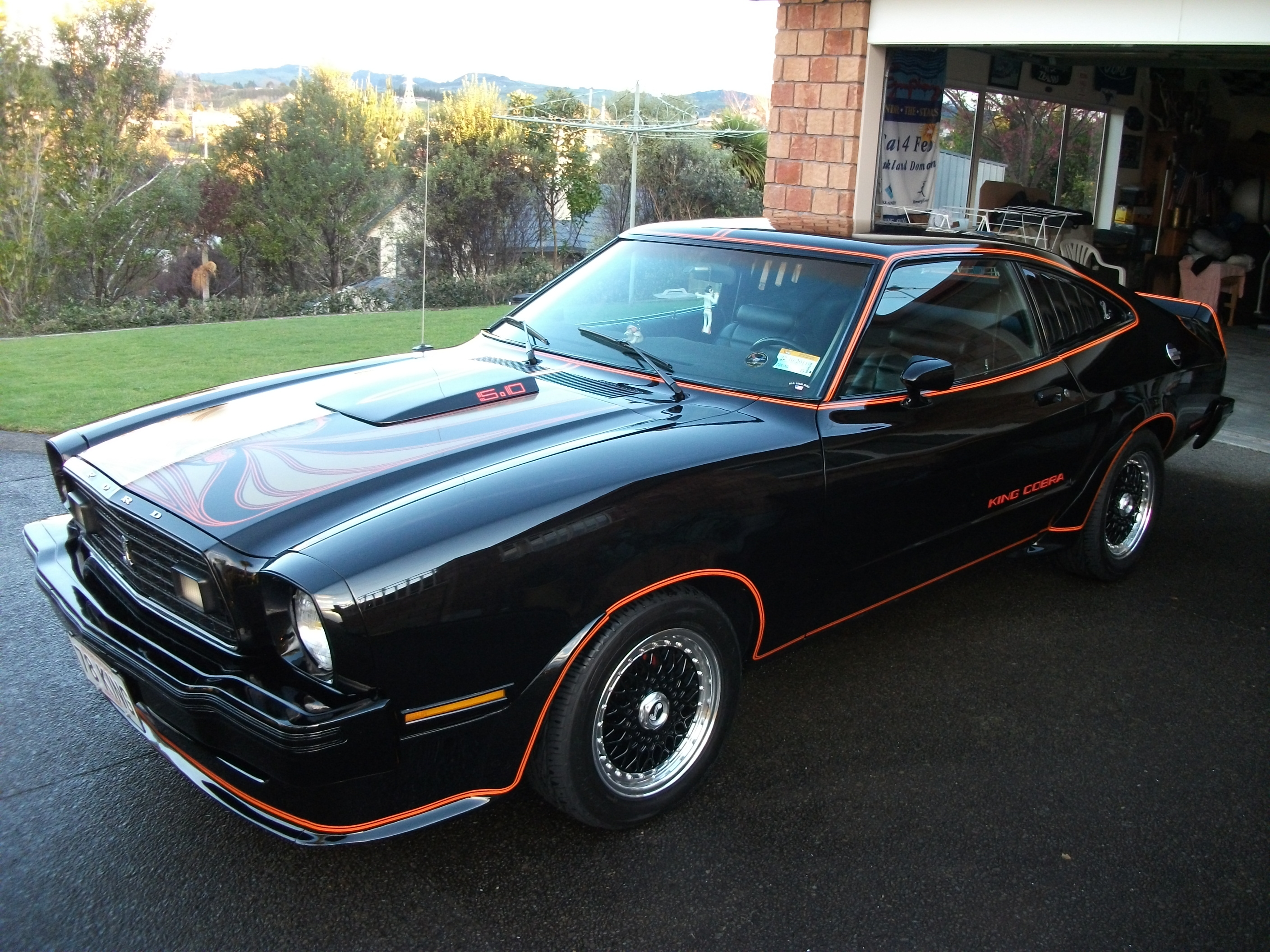 Fotos 1974 ford mustang 2nd gen 74 mustang for sale -  74mkii 1974 Ford Mustang Ii 26153824028_original