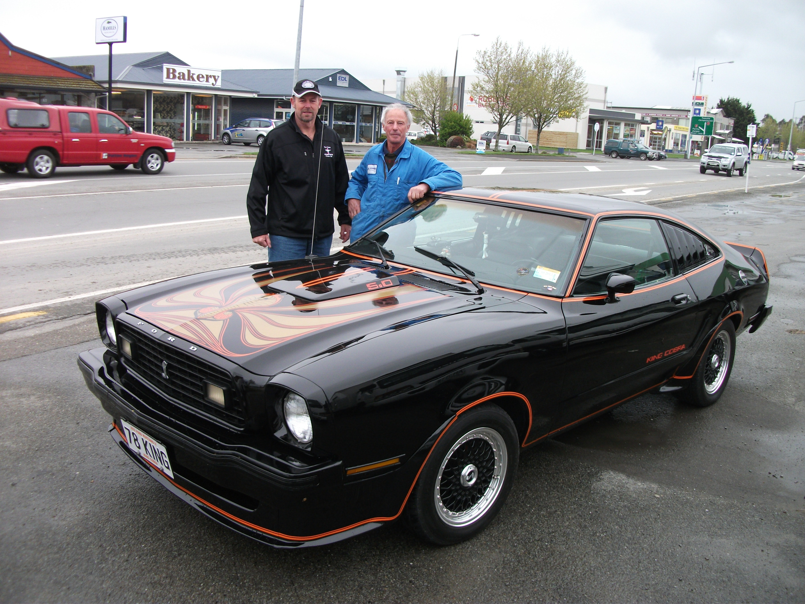 74MKII 1974 Ford Mustang II 15362919