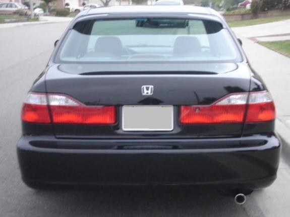 Another Mike_1999_Accord 1999 Honda Accord post... - 9822640