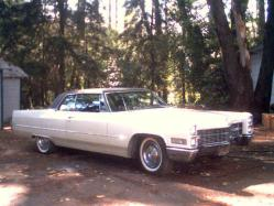 thomasyokois 1966 Cadillac DeVille