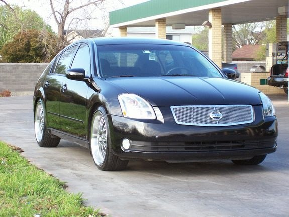 Another AllBlackMax 2004 Nissan Maxima post... - 9823678