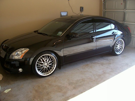 Another AllBlackMax 2004 Nissan Maxima post... - 9823684