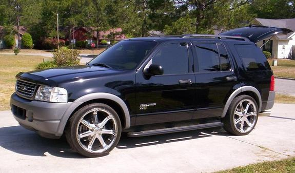 doraboom2 2002 ford explorer specs photos modification. Black Bedroom Furniture Sets. Home Design Ideas
