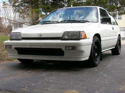 blazinhatchbacks 1986 Honda Civic