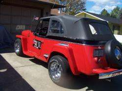 mrthrax 1948 Willys Jeepster
