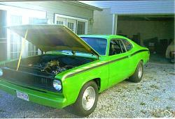 Oldcarjunkies 1971 Plymouth Duster
