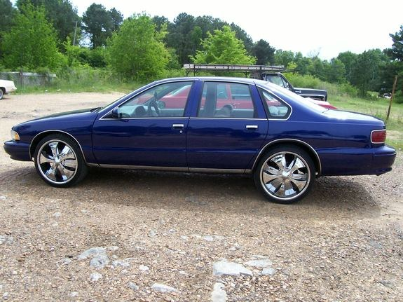 Another UTownBallers 1994 Chevrolet Caprice post... - 9826251