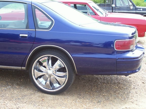 Another UTownBallers 1994 Chevrolet Caprice post... - 9826252
