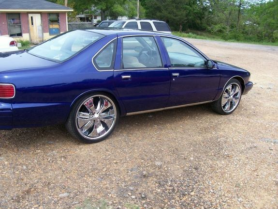 Another UTownBallers 1994 Chevrolet Caprice post... - 9826253