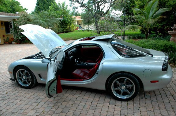 theorie 1993 Mazda RX-7 9827135
