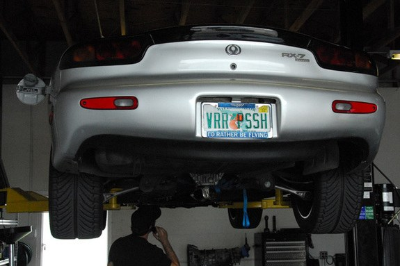 theorie 1993 Mazda RX-7 9827164