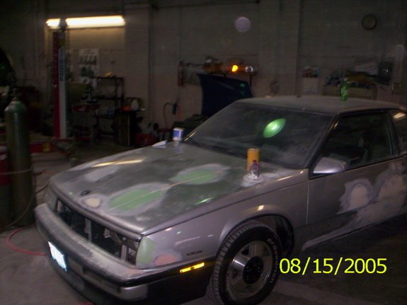 Another TONE289 1989 Buick LeSabre post... - 9838756