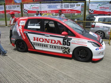 ssperformancesho's 2005 Honda Jazz